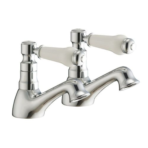 Otra Chrome Bath Taps